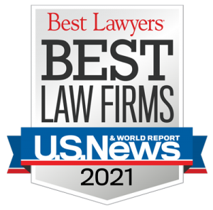 BBest-Law-Firms 2021 U.S. News